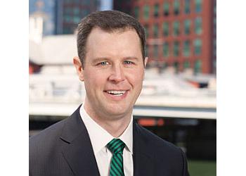Boston medical malpractice lawyer J. Tucker Merrigan