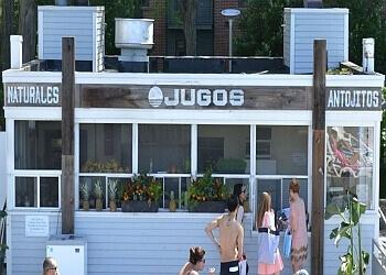 Boston juice bar JUGOS