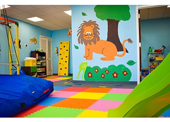 Jersey City occupational therapist Jump Ahead Pediatric Therapy