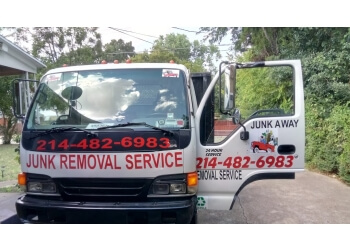 Irving junk removal JUNKAWAY Junk Hauling and removal service