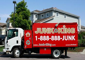 Glendale junk removal JUNK KING
