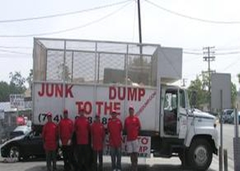 Santa Ana junk removal JUNK TO THE DUMP