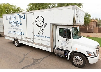 Mesa moving company JUST-IN TIME MOVING