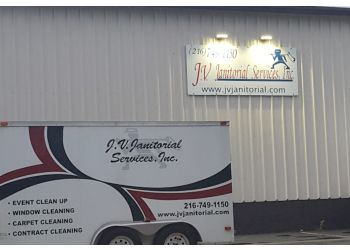 Cleveland commercial cleaning service J.V. Janitorial Services Inc.