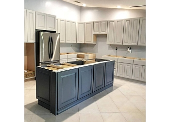 Hialeah custom cabinet JVM Kitchen Cabinets & Granite