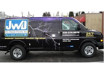 Akron electrician J.W. Didado Electric, Inc.