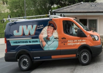 Los Angeles hvac service JW Heating and Air, Inc.