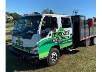 Gainesville lawn care service J.W. Lawncare, Inc.
