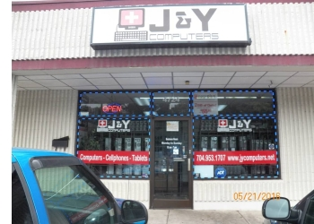 Charlotte computer repair J&Y COMPUTERS INC.