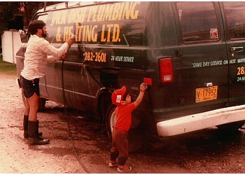Henderson plumber Jack Dish Plumbing LLC