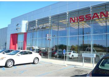 Montgomery car dealership Jack Ingram Nissan