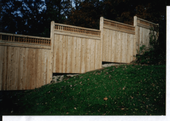 Worcester fencing contractor Jack-N-Sons Fence Company