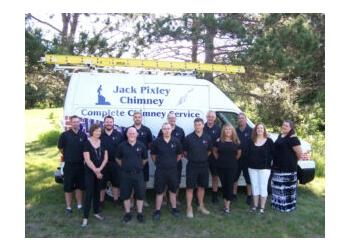 St Paul chimney sweep Jack Pixley Sweeps
