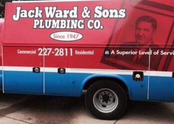 Nashville plumber JACK WARD & SONS PLUMBING CO.
