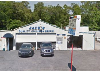 Shreveport auto body shop Jack's Body Shop