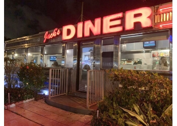 Hollywood american restaurant Jack's Hollywood Diner