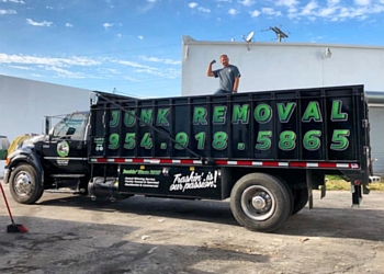 Hialeah junk removal Jack's Junk Removal