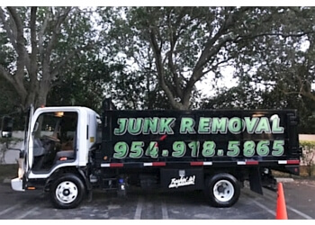 Hollywood junk removal Jack's Junk Removal