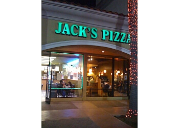 Torrance pizza place Jack's Pizza