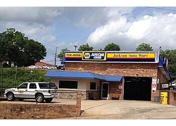 Winston Salem car repair shop Jackson Auto Worx