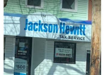 New Haven tax service Jackson Hewitt Inc.