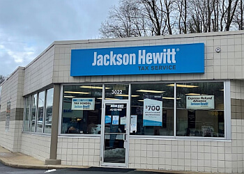Pittsburgh tax service Jackson Hewitt Inc.