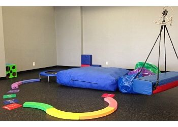 Long Beach occupational therapist Jackson Jade Therapy