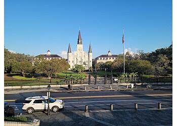 New Orleans landmark Jackson Square
