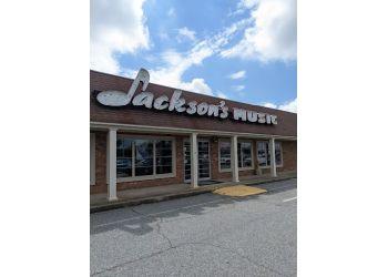 Winston Salem music school Jackson's Music