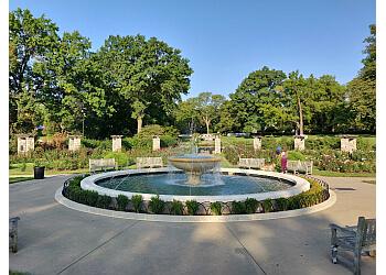 Kansas City public park Jacob L. Loose Park