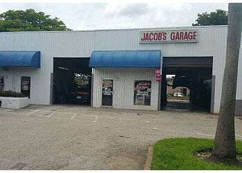 Pembroke Pines car repair shop Jacob's Garage