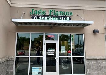 Mobile vietnamese restaurant Jade Flames