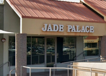 Scottsdale chinese restaurant Jade Palace Chinese Restaurant