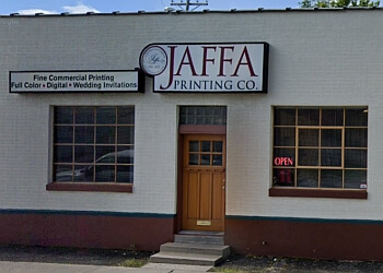 Salt Lake City printing service Jaffa Printing Co.