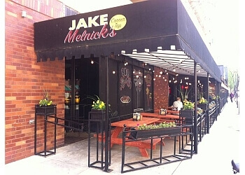 Chicago sports bar Jake Melnick's Corner Tap