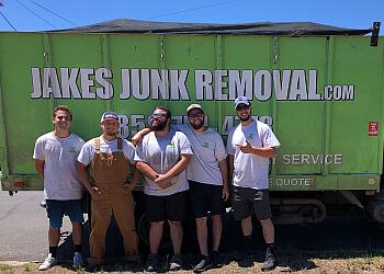 Chula Vista junk removal Jake's Junk Removal