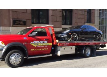 Omaha towing company Jake's Towing And Recovery