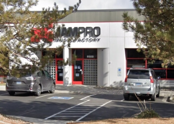 Reno music school JamPro Music Factory