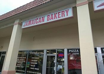 Miramar cake Jamaican Bakery
