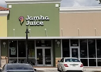 Hollywood juice bar Jamba Juice