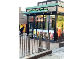 Yonkers juice bar Jamba Juice