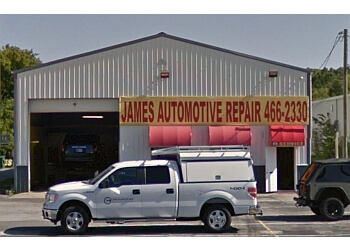 Fort Wayne car repair shop James Automotive