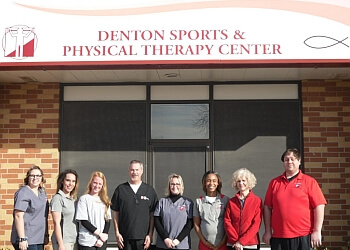 Beaumont physical therapist James Daniel Burke, PT