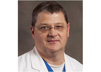 Shreveport cardiologist James F. Smith, MD, FACC, FSCAI