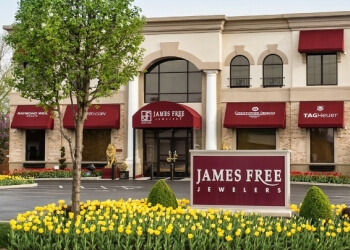 Dayton jewelry James Free Jewelers