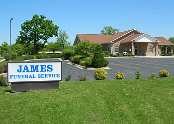 Aurora funeral home James Funeral Services