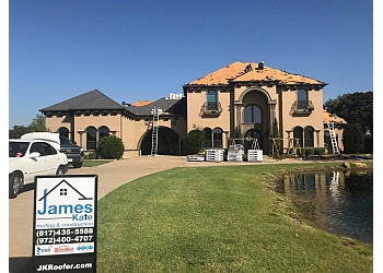 Arlington roofing contractor James Kate Roofing