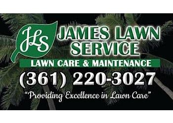 Corpus Christi lawn care service James Lawn Service