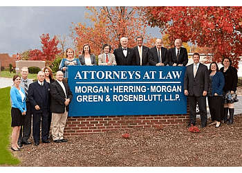 High Point criminal defense lawyer James M. Green Jr.
