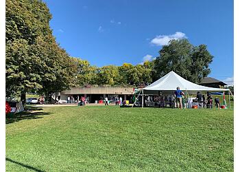 Madison public park James Madison Park